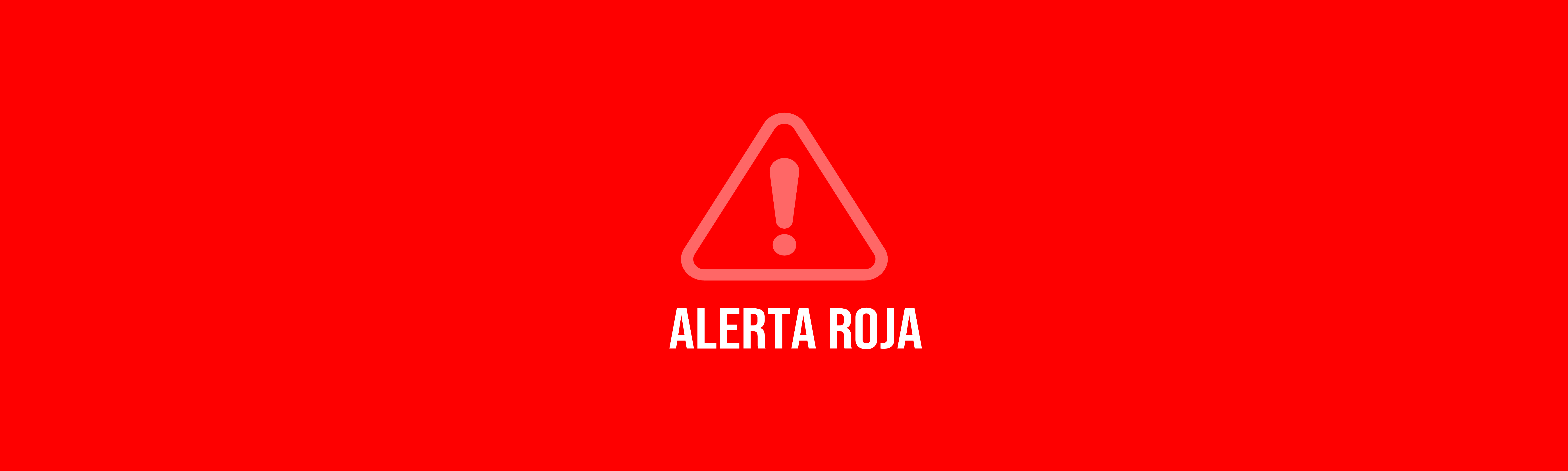 Alerta Roja por incendio                02/AGOSTO/2020