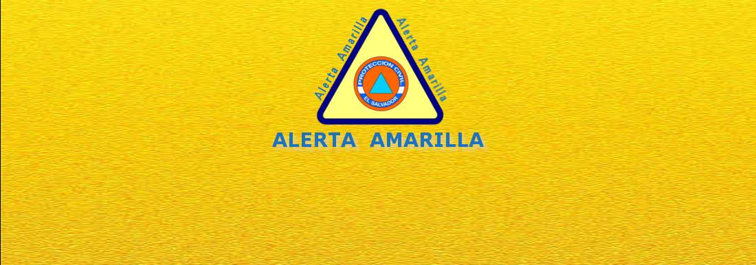 Alerta Amarilla por Onda Tropical               27/MAYO/2020