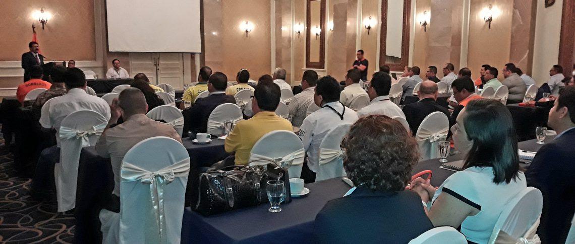 Dirección General de Protección Civil clausura socialización Planes Nacionales de Protección Civil con Comisiones Técnicas Sectoriales   16/MAYO/2017