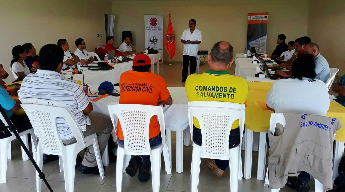 DIRECTOR GENERAL DE PROTECCIÓN CIVIL INAUGURA TALLER CONSTRUYENDO COMUNIDADES RESILIENTES Y SISTEMAS DE ALERTA DE TSUNAMI    18/JULIO/2017