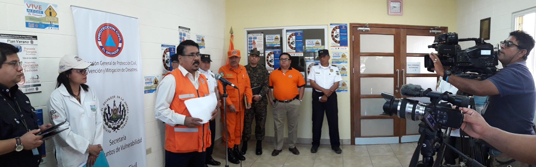 Sistema Nacional de Protección Civil inicia Plan Verano 2018, 24/Marzo/2018