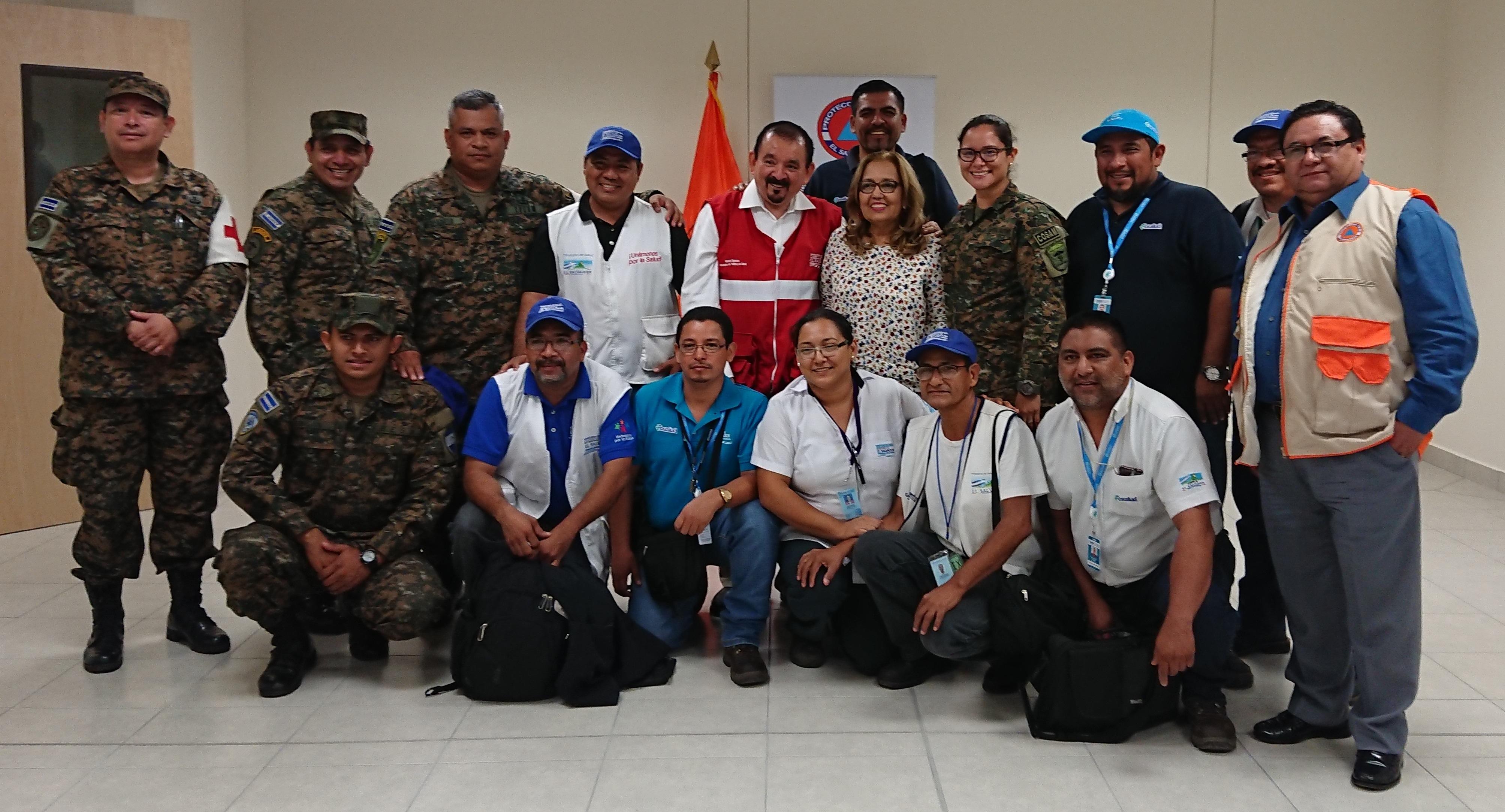 Comunicado N° 4 en el marco del Llamamiento de Ayuda Humanitaria solicitada por Guatemala, debido a la erupción del volcán de Fuego    20/JUNIO/2018