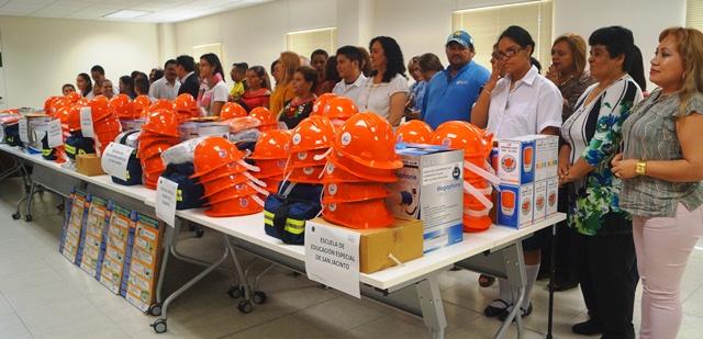 Autoridades apuestan al fomento de una cultura de prevención ante eventos sísmicos