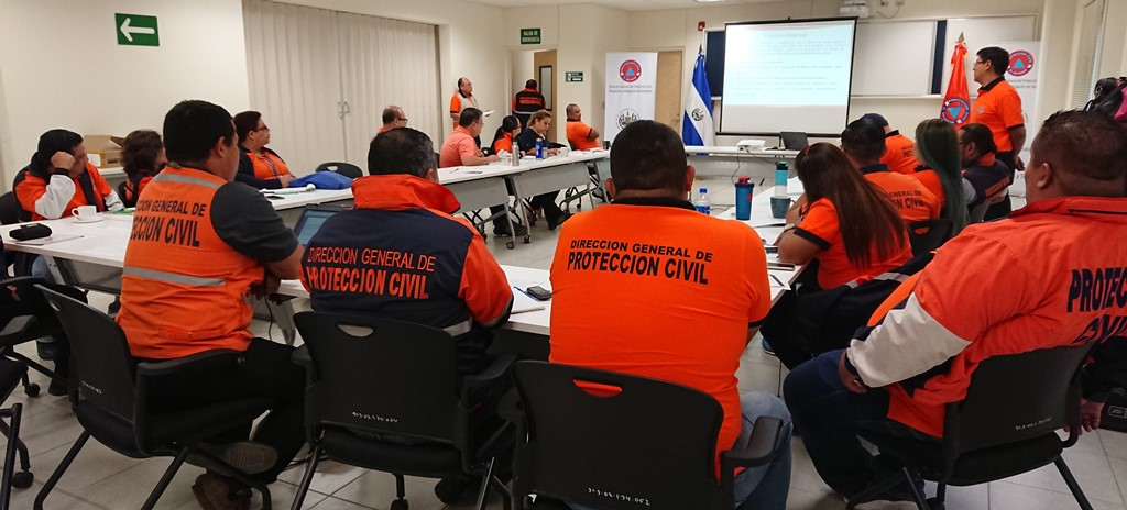 Continúa fortalecimiento de capacidades del personal de la Dirección General de Protección Civil sobre la preparación ante emergencias   05/FEBRERO/2019