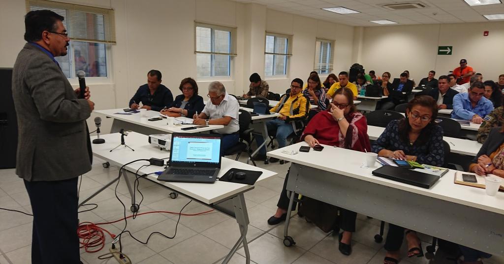 Comisiones Técnicas Sectoriales fortalecen sus capacidades sobre la preparación ante emergencias    14/FEBRERO/2019