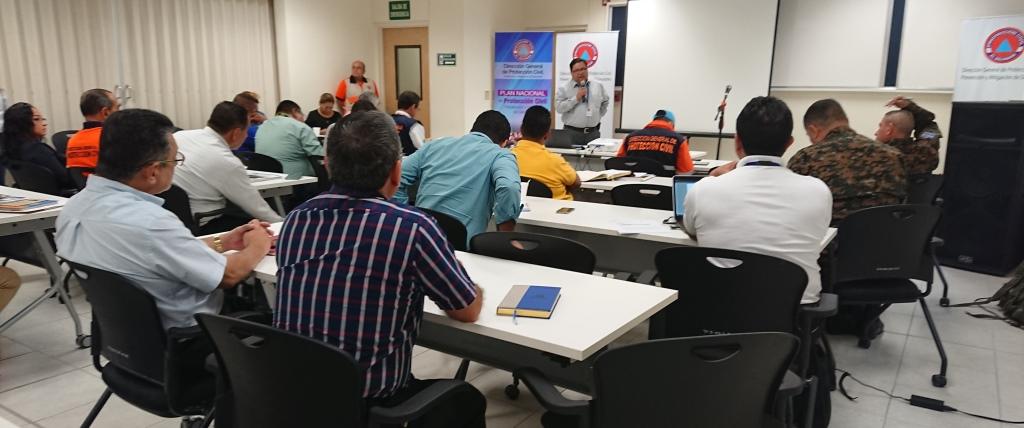 Comisiones Técnicas Sectoriales fortalecen capacidades para reducir condiciones de riesgo     15/FEBRERO/2019