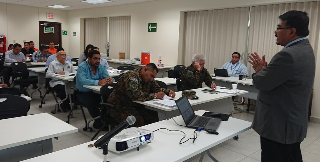 Instituciones del Sistema Nacional de Protección Civil fortalecen sus capacidades para avanzar en el manejo prospectivo del riesgo       19/FEBRERO/2019