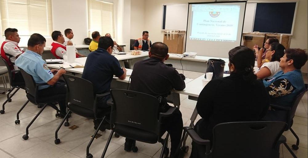 Dirección General de Protección Civil avanza preparativos del Plan Verano 2019    08/MARZO/2019