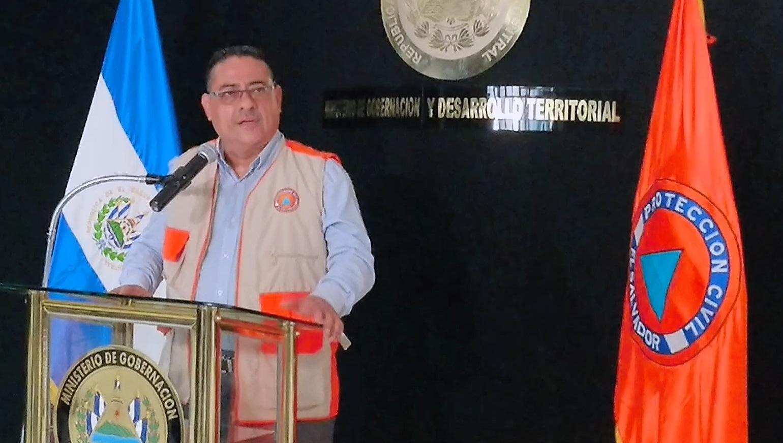 Ministro de Gobernación y Desarrollo Territorial oficializa nombramiento del Director General de Protección Civil                          05/JUNIO/2019
