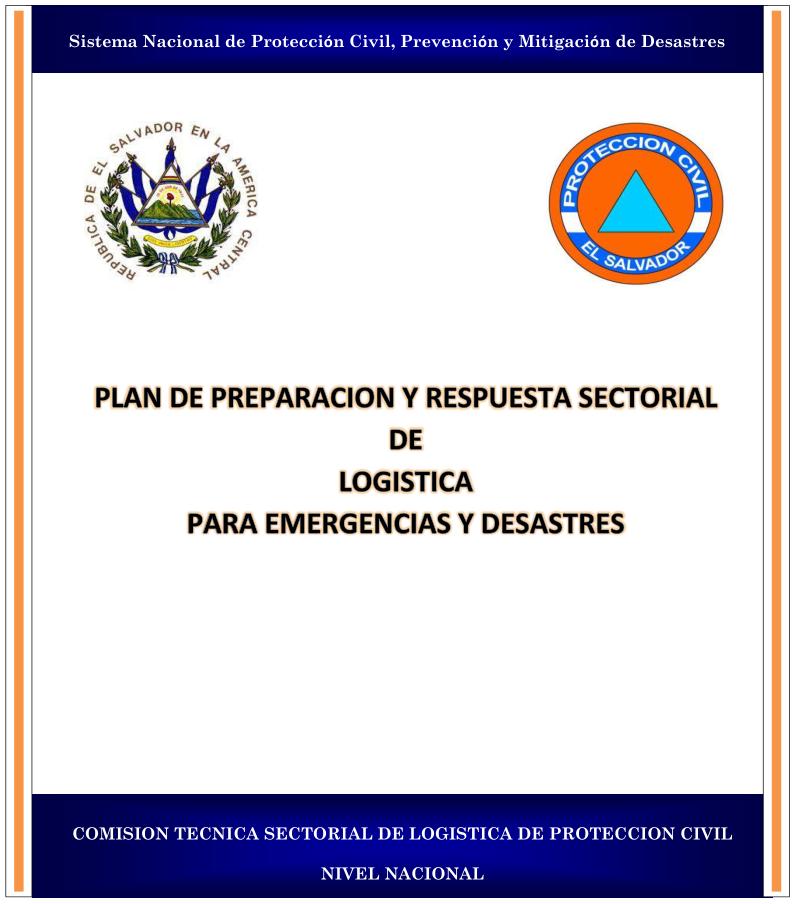 Plan de la CTS - Logística - Mayo2018