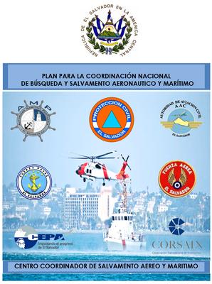 Plan para la Coordinación Nacional  de Búsqueda y Salvamento Aeronautico y Marítimo